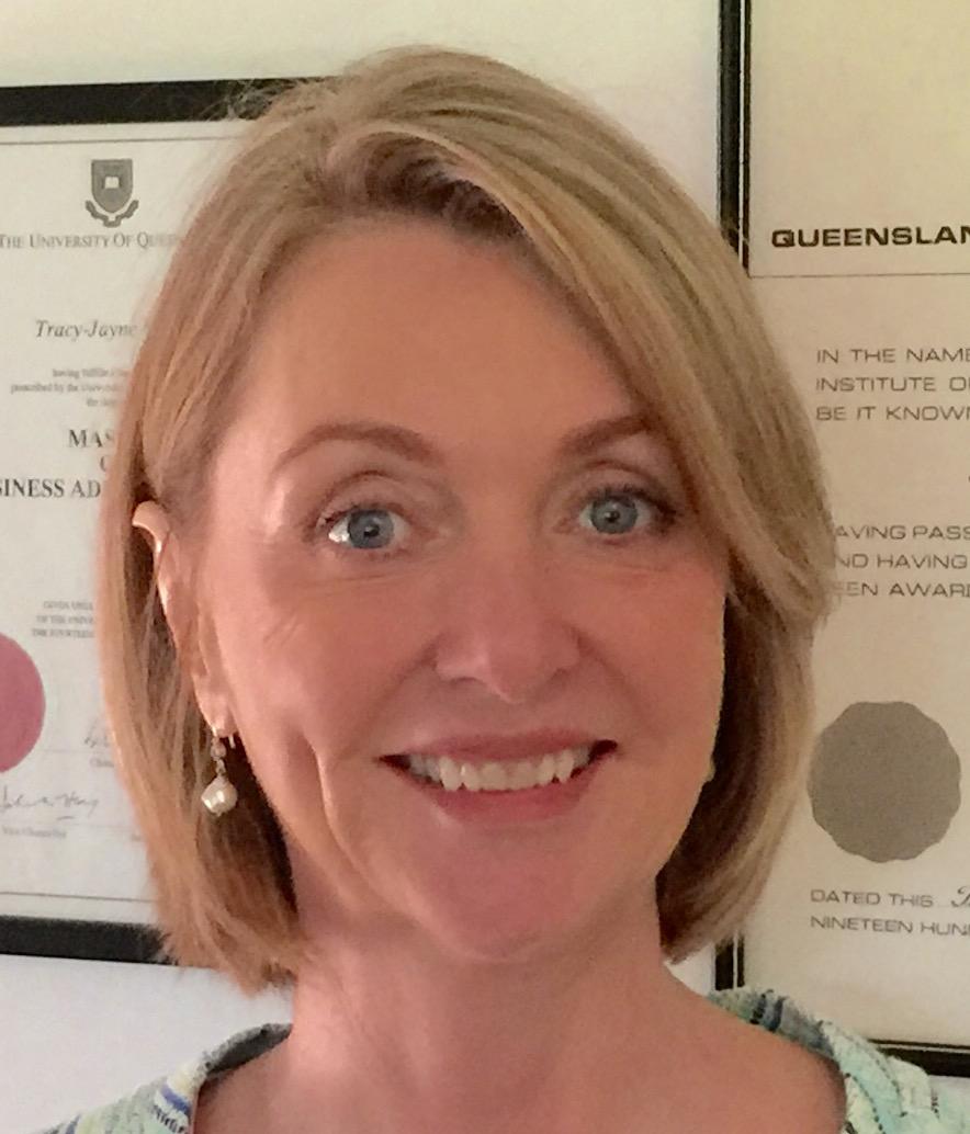 Tracy-Jayne Webb LLB, MBA